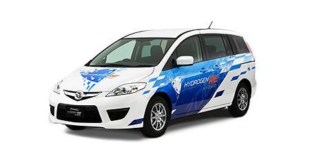 Mazda Waterstof Hybride